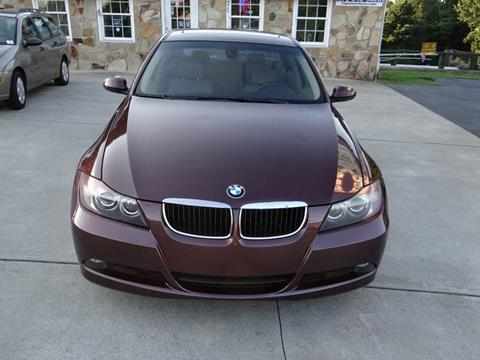 2007 BMW 3 Series for sale in Woodstock, GA
