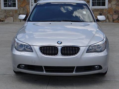 2005 BMW 5 Series for sale in Woodstock, GA