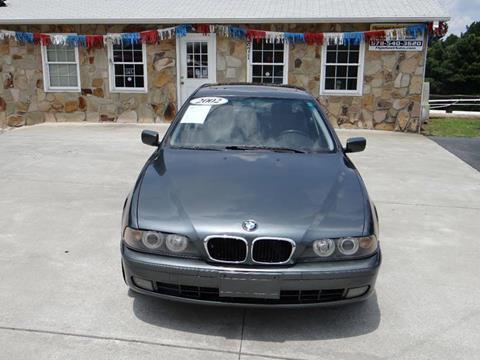 2002 BMW 5 Series for sale in Woodstock, GA