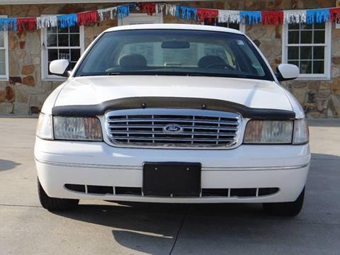2001 Ford Crown Victoria for sale in Woodstock, GA