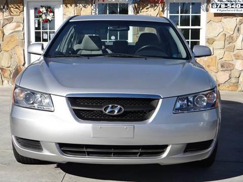 2008 Hyundai Sonata for sale in Woodstock, GA