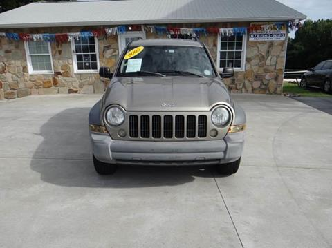 2005 Jeep Liberty for sale in Woodstock, GA