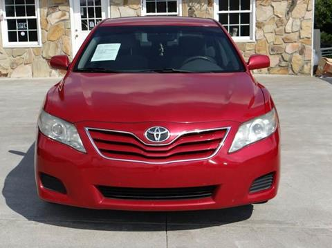 2007 Toyota Camry for sale in Woodstock, GA