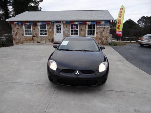 2007 Mitsubishi Eclipse For Sale In Woodstock, GA