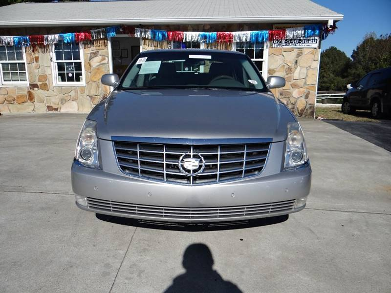 What Are Dts >> 2006 Cadillac Dts Luxury Iii 4dr Sedan In Woodstock Ga