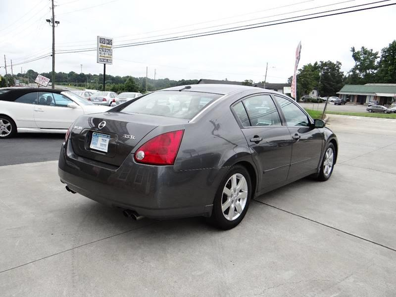 2005 Nissan Maxima 3 5 SL 4dr Sedan In Woodstock GA