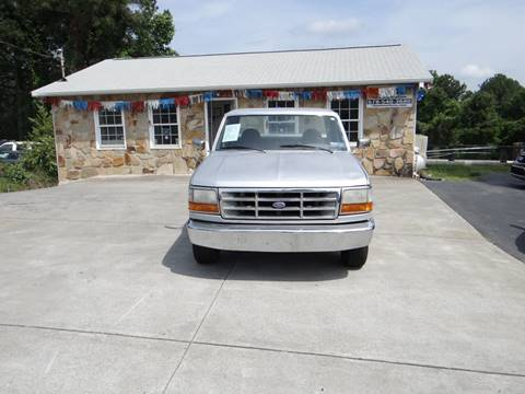 1996 Ford F-150 for sale in Woodstock, GA