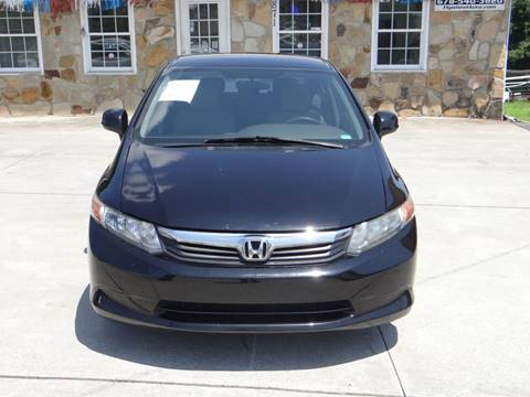 2012 Honda Civic for sale in Woodstock, GA