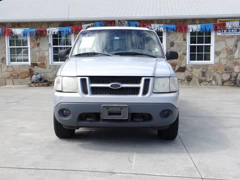 2001 Ford Explorer Sport Trac for sale in Woodstock, GA