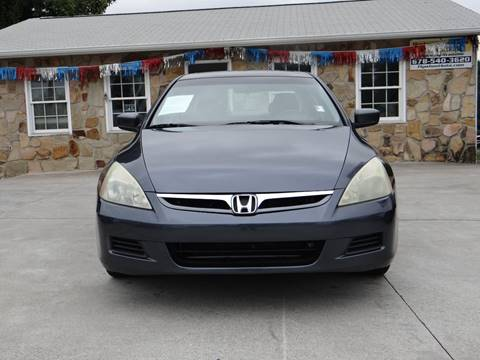 2006 Honda Accord for sale in Woodstock, GA