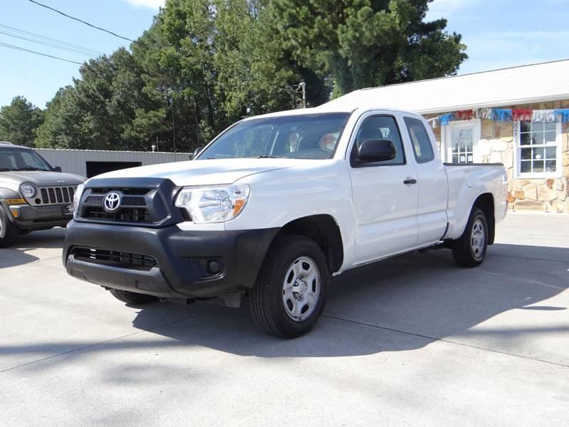 2015 Toyota Tacoma 4x2 4dr Access Cab 6.1 ft SB 4A - Woodstock GA