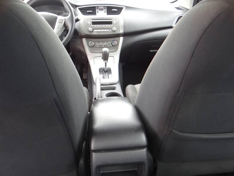 2014 Nissan Sentra SV 4dr Sedan - Woodstock GA