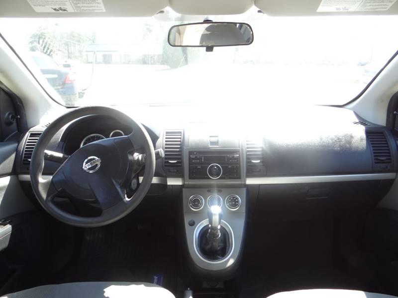 2012 Nissan Sentra 2.0 4dr Sedan 6M - Woodstock GA