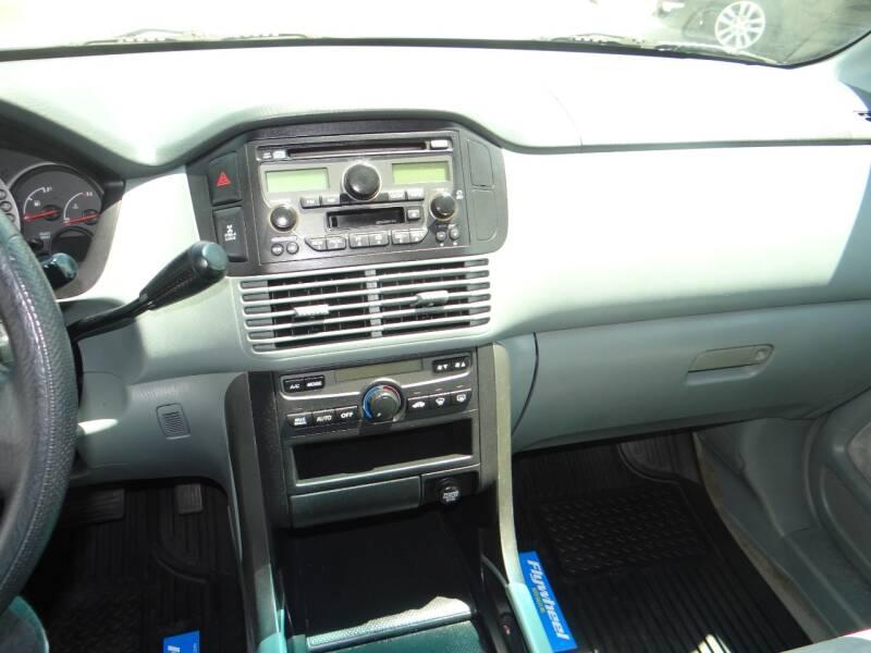 2003 Honda Pilot EX 4WD 4dr SUV - Woodstock GA