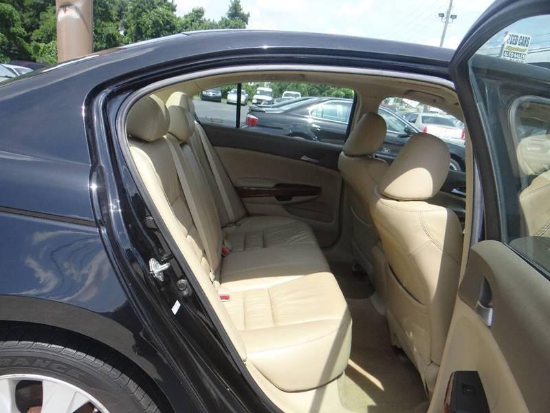 2008 Honda Accord EX-L V6 4dr Sedan 5A w/Navi - Woodstock GA