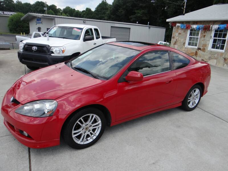 2005 Acura RSX 2dr Hatchback w/Leather - Woodstock GA