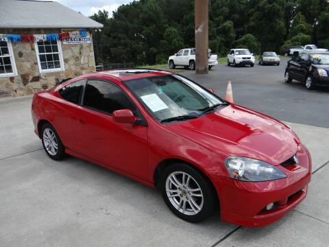 2005 Acura RSX