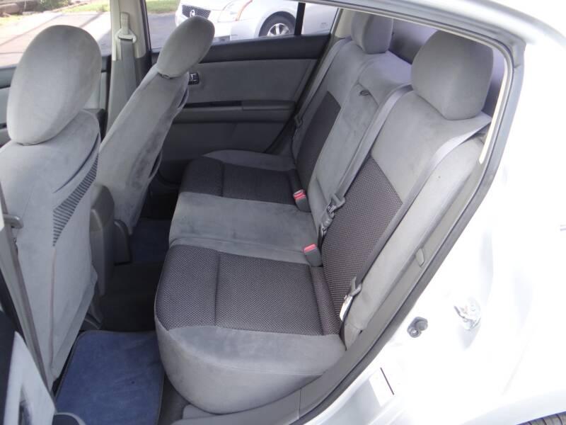2007 Nissan Sentra 2.0 S 4dr Sedan (2L I4 CVT) - Woodstock GA