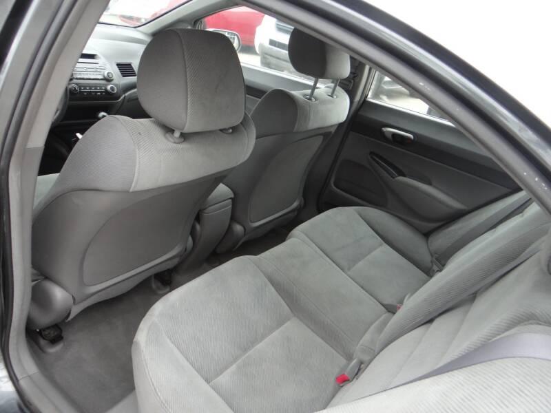 2011 Honda Civic LX 4dr Sedan 5A - Woodstock GA