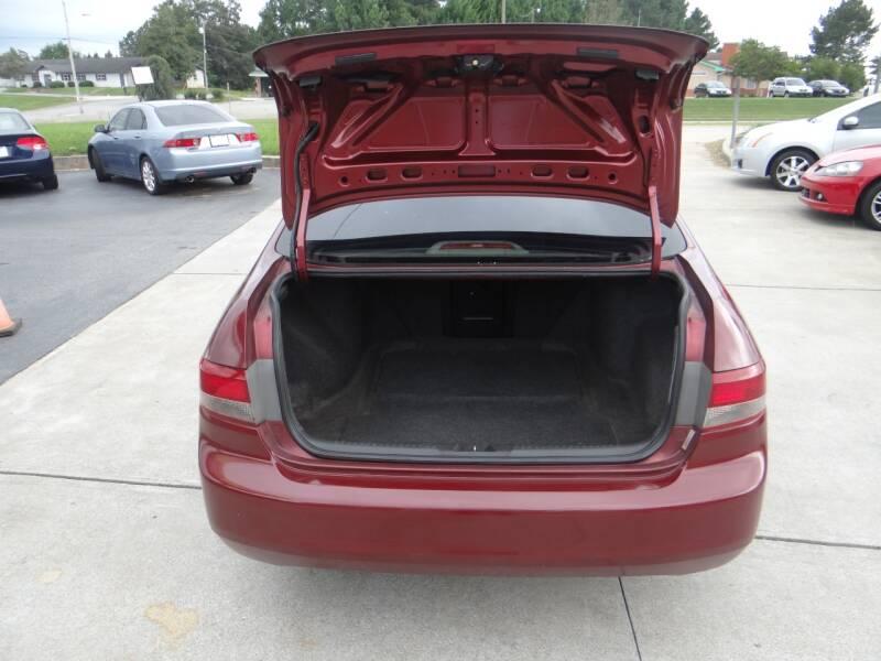 2003 Honda Accord EX 4dr Sedan - Woodstock GA