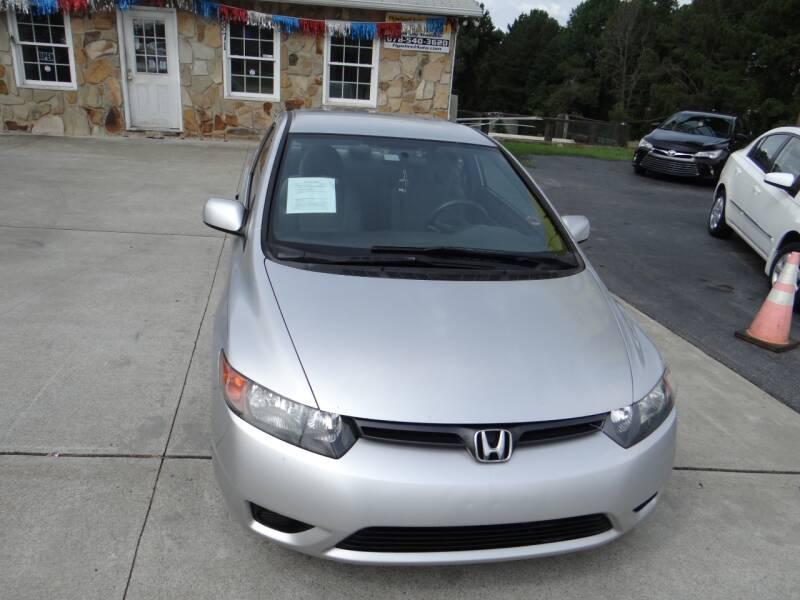 2007 Honda Civic LX 2dr Coupe (1.8L I4 5M) - Woodstock GA