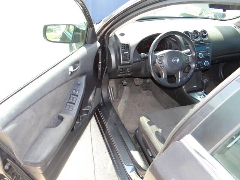 2012 Nissan Altima 2.5 S 4dr Sedan - Woodstock GA