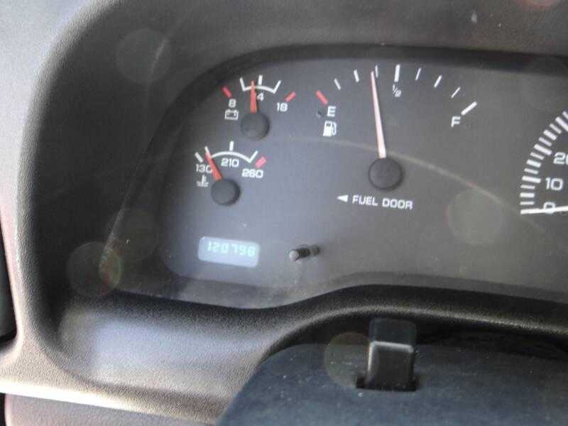 1999 Dodge Ram Pickup 1500 2dr ST Standard Cab SB - Woodstock GA
