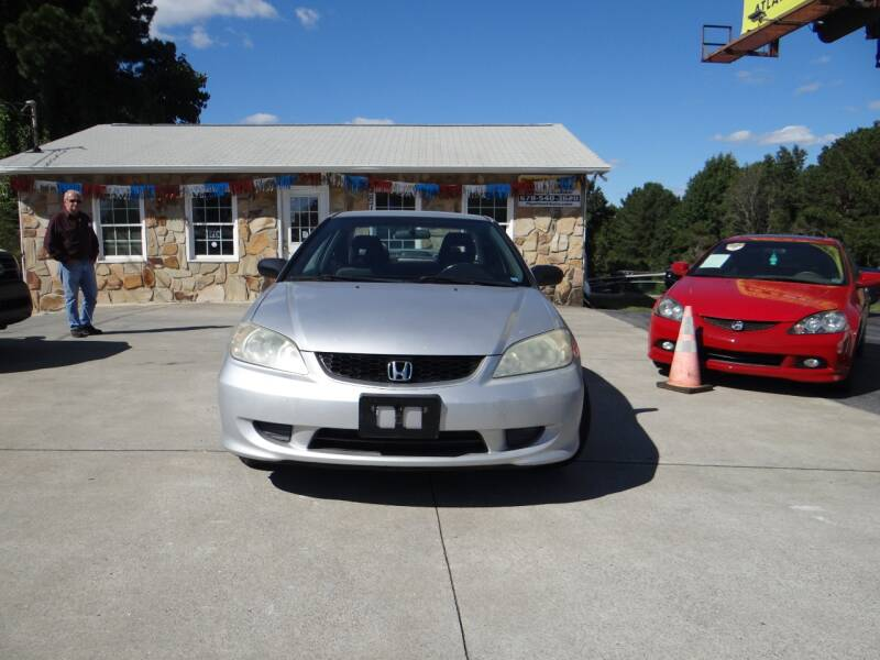 2005 Honda Civic LX Special Edition 2dr Coupe - Woodstock GA
