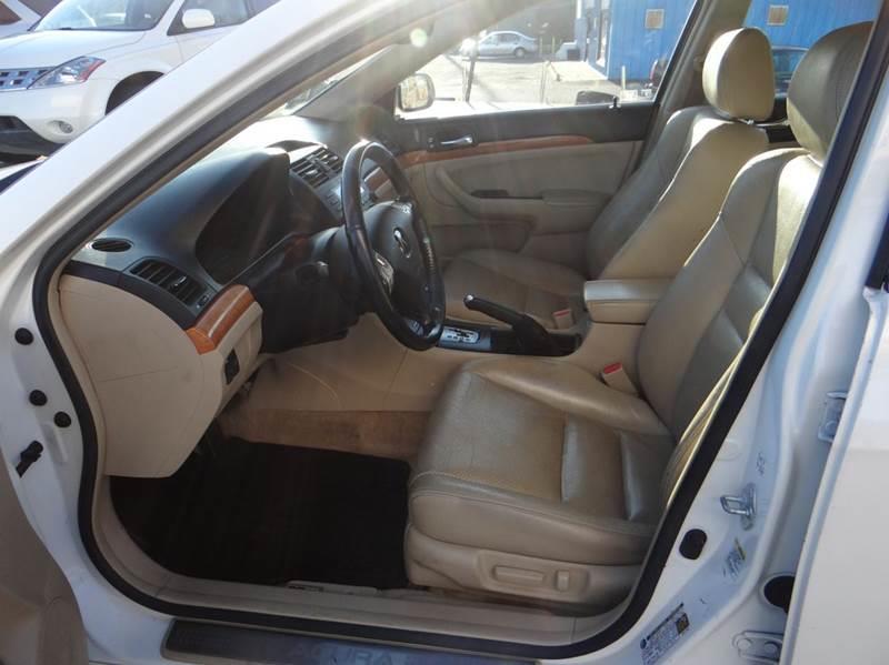 2004 Acura TSX 4dr Sedan - Woodstock GA