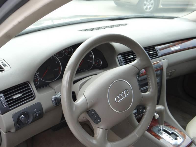 2003 Audi Allroad Quattro AWD 4dr Turbo Wagon - Woodstock GA