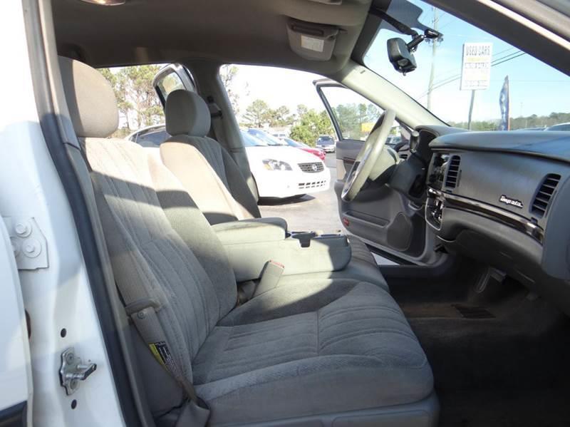 2005 Chevrolet Impala Base 4dr Sedan - Woodstock GA