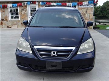 2005 Honda Odyssey for sale in Woodstock, GA