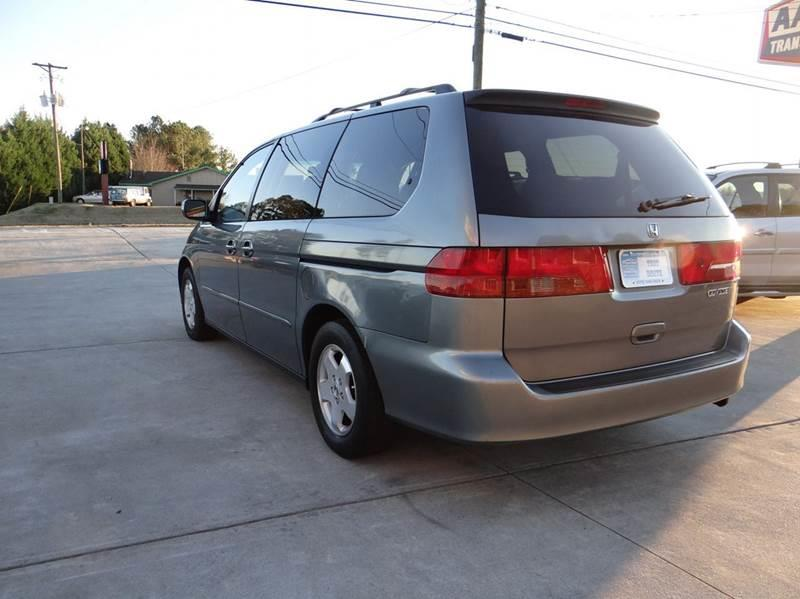 2000 Honda Odyssey 4dr EX Mini-Van - Woodstock GA