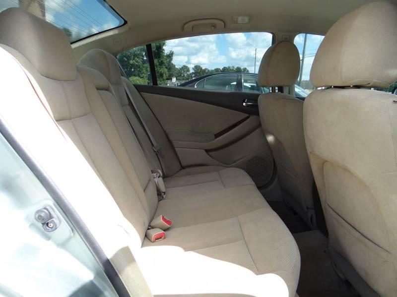 2007 Nissan Altima 2.5 S 4dr Sedan (2.5L I4 CVT) - Woodstock GA