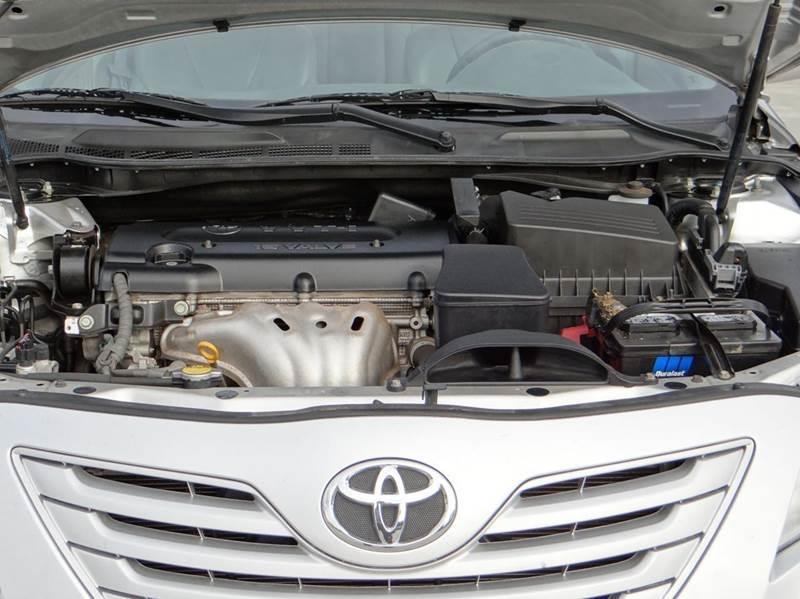 2008 Toyota Camry Base 4dr Sedan 5A - Woodstock GA