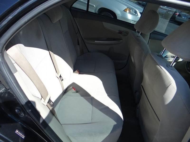 2010 Toyota Corolla LE 4dr Sedan 4A - Woodstock GA
