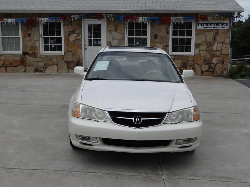 2003 Acura TL 3.2 Type-S 4dr Sedan - Woodstock GA