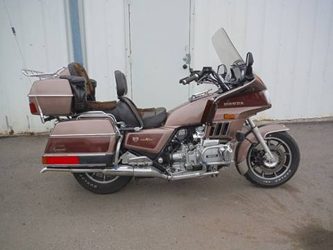 1986 Honda Goldwing Aspencade