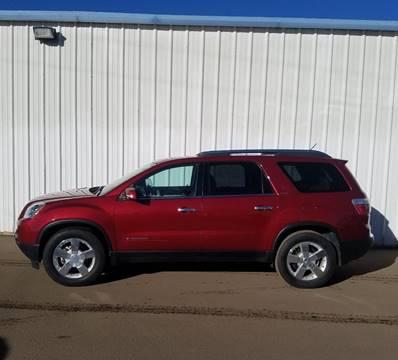2008 GMC Acadia for sale in Denver, CO
