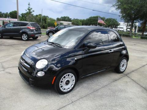2015 FIAT 500 for sale in Apopka, FL