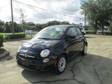 2015 FIAT 500 for sale in Apopka, FL