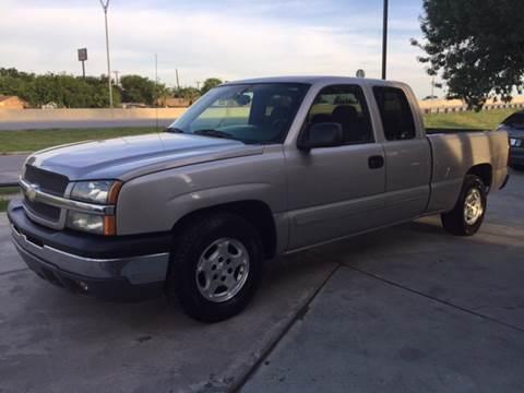 2004 Chevrolet Silverado 1500 for sale in San Antonio, TX