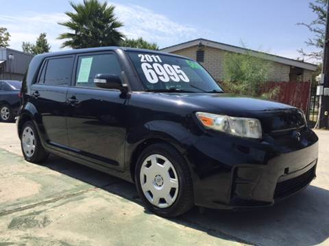 2011 Scion xB for sale at Sanders Auto Solutions in San Antonio TX