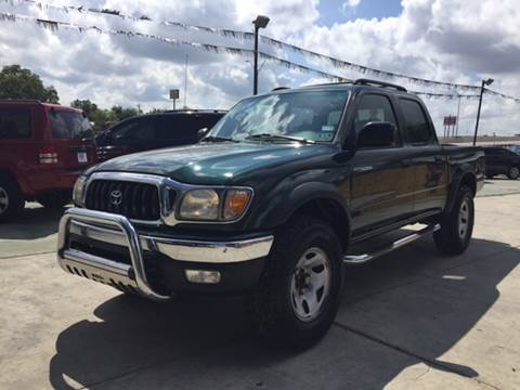 2003 Toyota Tacoma for sale at Sanders Auto Solutions in San Antonio TX