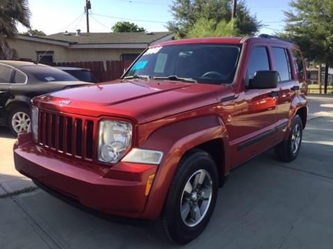 2008 Jeep Liberty for sale in San Antonio, TX