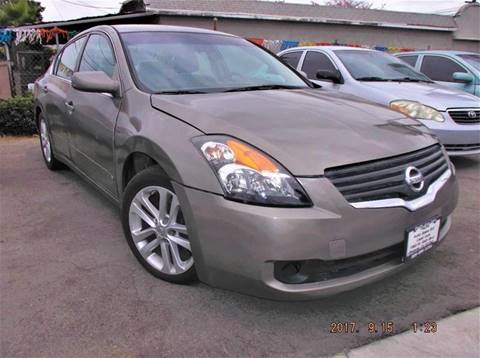 2007 Nissan Altima for sale in Ontario, CA