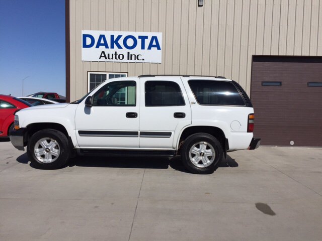 2005 Chevrolet Tahoe For Sale At Dakota Auto Inc. In Dakota City NE