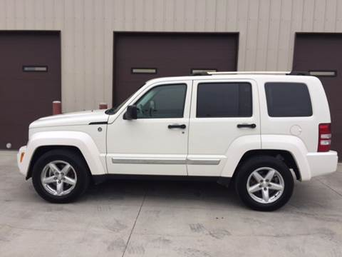 2008 Jeep Liberty for sale in Dakota City, NE