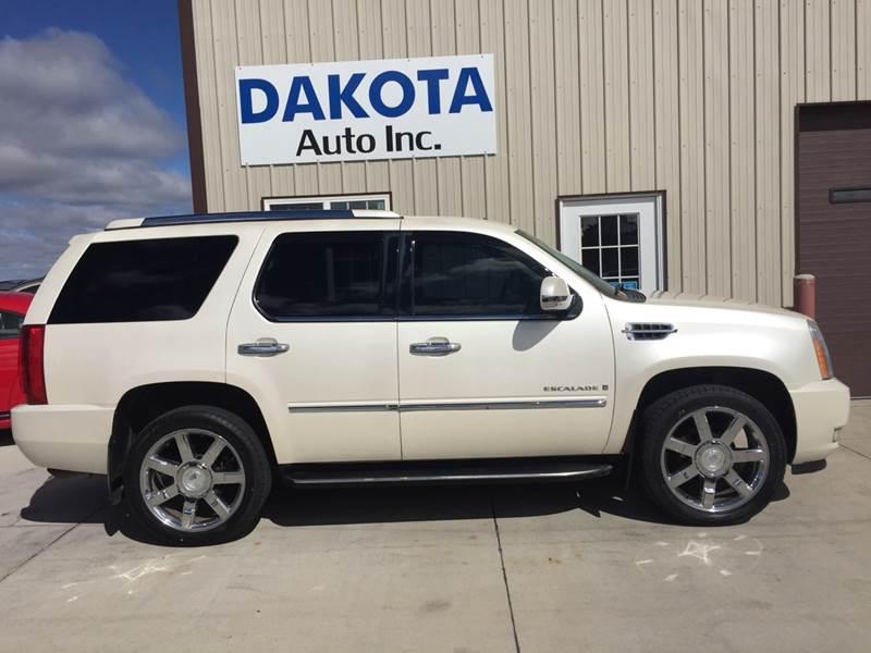 2009 Cadillac Escalade In Dakota City Ne Dakota Auto Inc