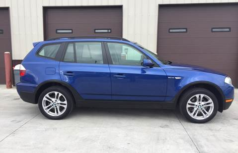 2007 BMW X3 for sale at Dakota Auto Inc. in Dakota City NE